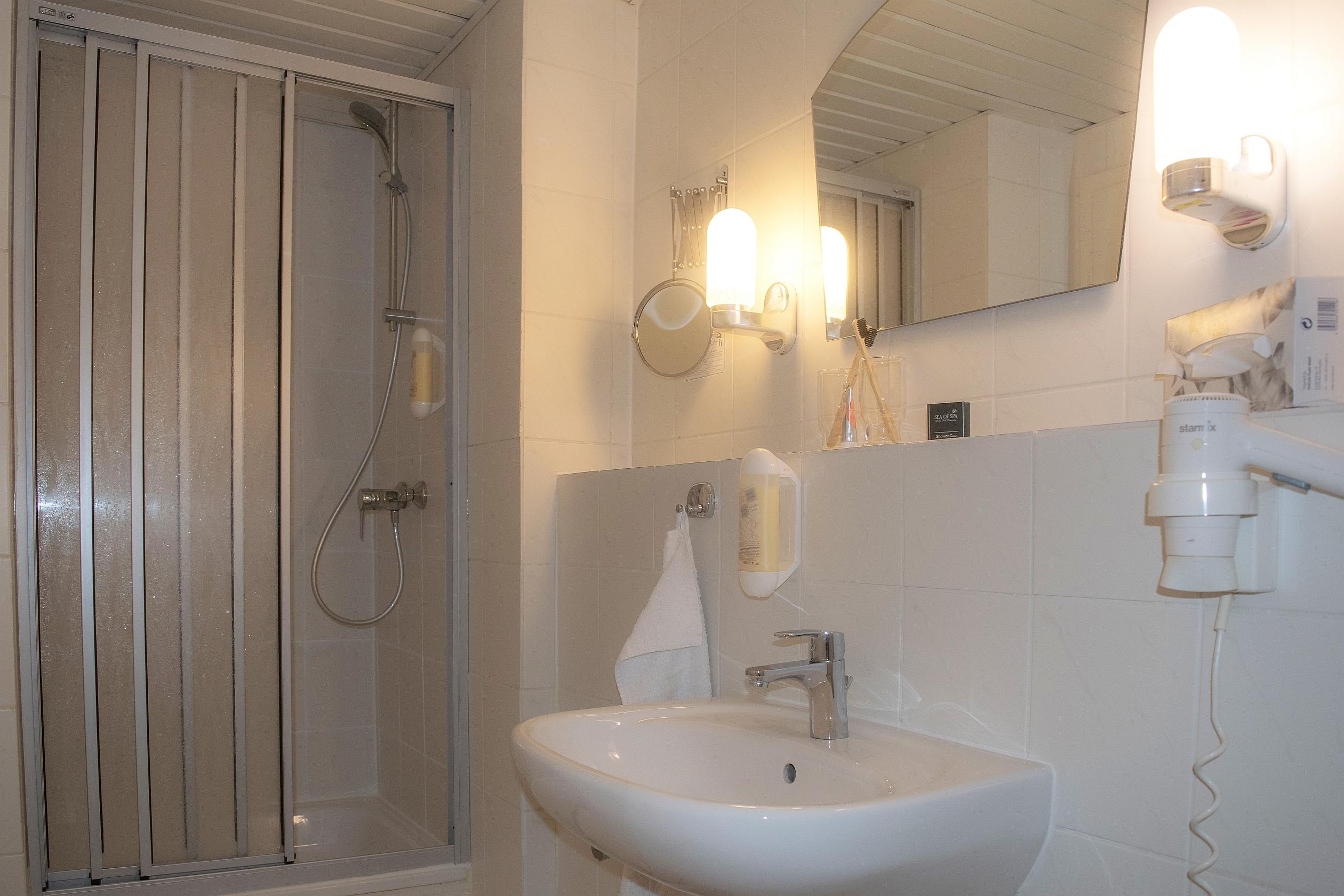 Badezimmer Besipiel Dusche WS