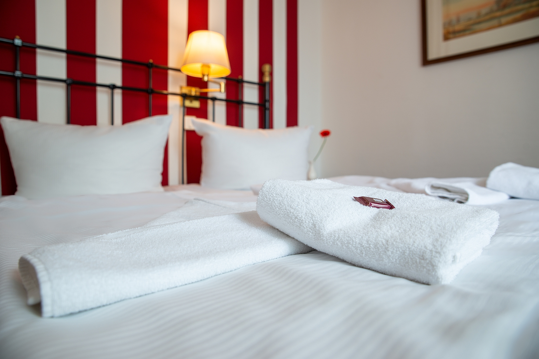Bett Doppelzimmer Klassik WS