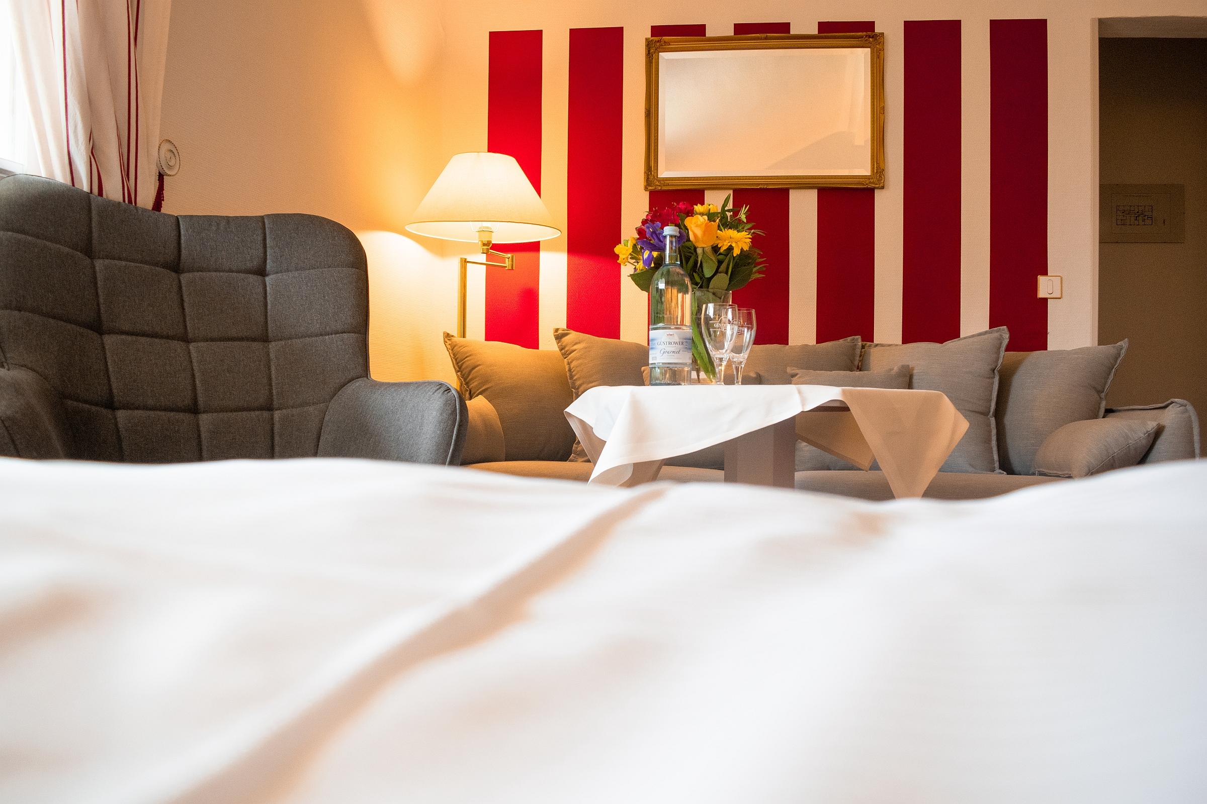 Bett Doppelzimmer Komfort WS