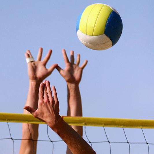 Grenzenlos Aktiv - Beachvolleyball