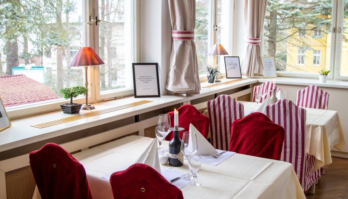 Restaurant-Schloss