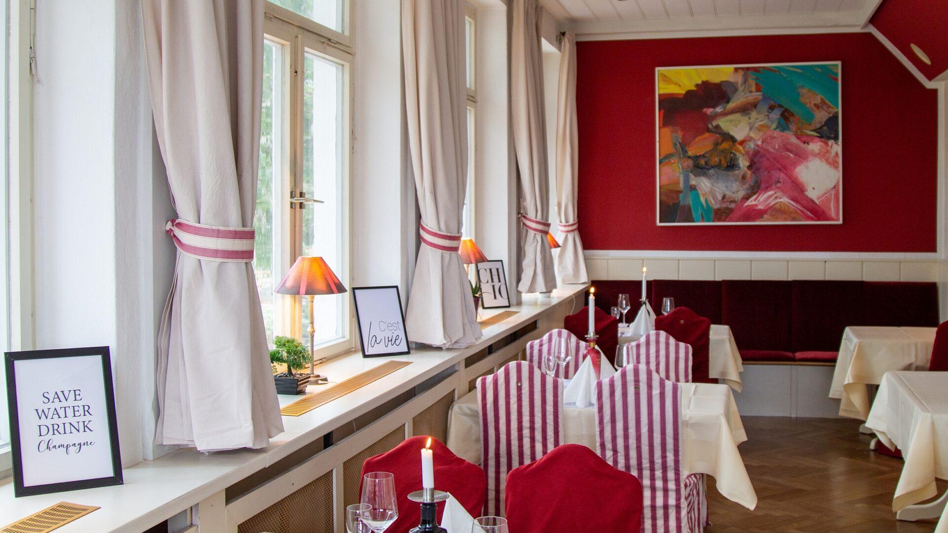 Sitzplätze-Restaurant-Schloss
