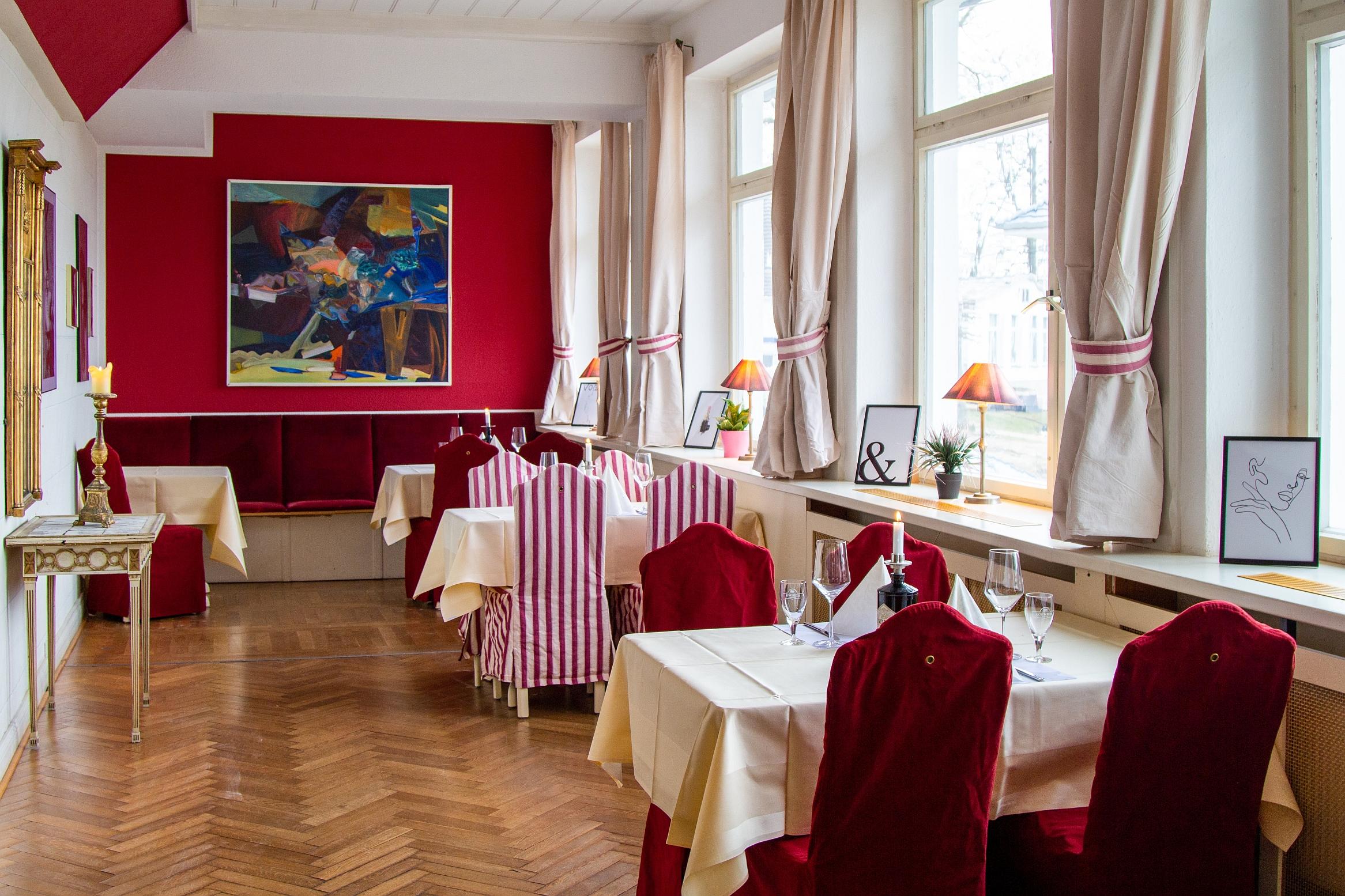 Sitzplaetze Restaurant WS
